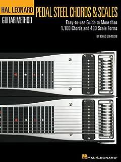 Pedal Steel Chords & Scales - Hal Leonard Pedal Steel Method Series (Book Only) (Hal Leonard Pedal Steel Guitar Method)
