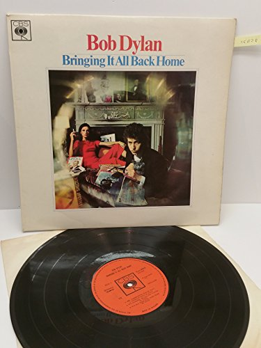 BOB DYLAN bringing it all back home, 62515