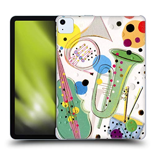 Official Turnowsky Music Box Confetti Dots Hard Back Case Compatible for Apple iPad Air (2020)