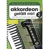 Accordéon J'aime 2 - Bruno Mars à Skyfall - Le livre ultime pour accordéon, légèrement arrangé - Livre avec pince à partitions en forme de cœur - VHR1855 9783864340796