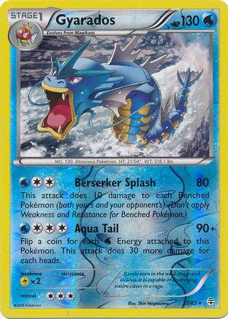 Pokemon - Gyarados (23/83) - Genera…