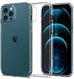 Spigen Ultra Hybrid Designed for iPhone 12 Pro Max Case (2020) - Crystal Clear