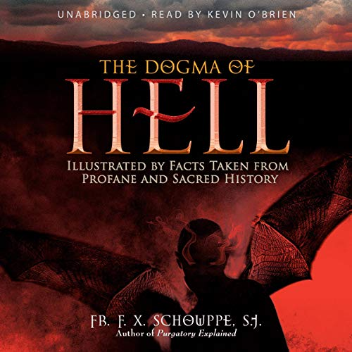 The Dogma of Hell audiobook cover art