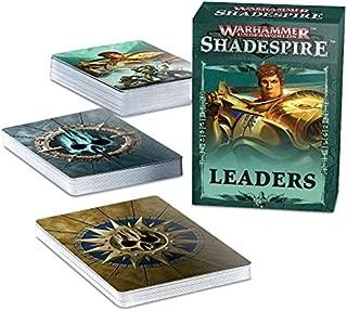 Warhammer Shadespire Leader Cards