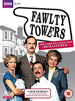 Fawlty Towers - The Complete Collection Remastered