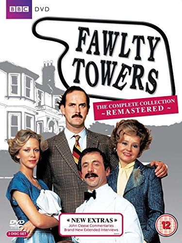 Fawlty Towers - The Complete Collection Box Set (Remastered) [Reino Unido] [DVD]