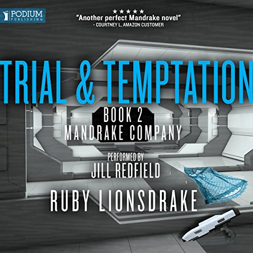 Trial and Temptation audiobook cover art