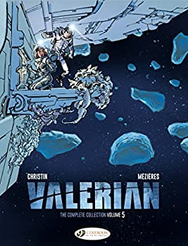 Valerian  The Complete Collection  Valerian & Laureline   VOLUME 5