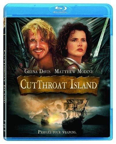 Cutthroat Island [Blu-ray]