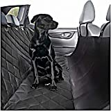 Plush Paws Products Hammock Car Seat Cover with Pet...