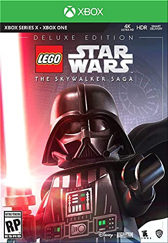 Lego Star Wars: The Skywalker Saga Deluxe Edition - Xbox One