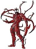Figura de acción Marvel Legends Carnage Venom Figura de Anime Figurilla 16cm Modelo de personaje Estatua Adornos de escritorio Coleccionables Juguetes de rol Muñeca Regalos