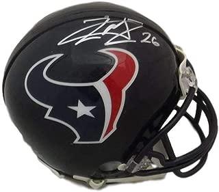 Signed Lamar Miller Mini Helmet - 16927 - JSA Certified - Autographed NFL Mini Helmets