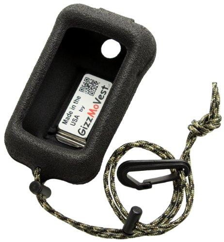 Heavy-Duty funda para Garmin Oregón 400/450/550 Serie negro