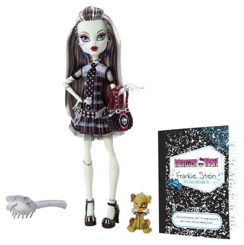 Mattel Monster High - Frankie Stein, Bambola