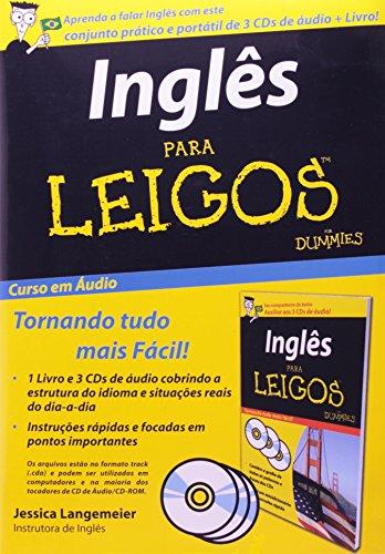 Inglês para leigos curso em áudio