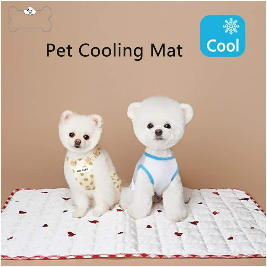 ZYQ Waterproof Scratchproof Activated At the price of surprise Gel Cat Dog Max 52% OFF Cooling Ic Pad