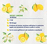 Zoom IMG-1 nicky limone carta cucina 2