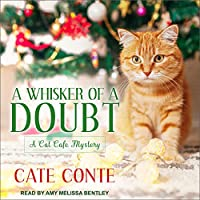 A Whisker of a Doubt (Cat Cafe Mystery)