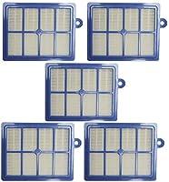 ProScenic P1 P2 P3青空Sシリーズサイドブラシ掃引ロボットクリーニングモップ布アクセサリーを掃除するHEPAフィルター交換キット 掃除機部品 (色 : 5 Pcs)