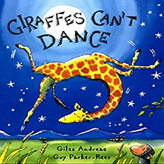 Giraffes Can't Dance cover art