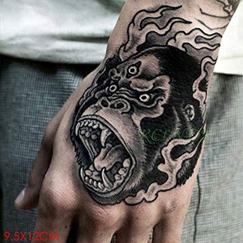 ljmljm 4 Piezas Impermeable Tatuaje Pegatina Hombre película ...