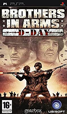 Brothers In Arms : D-Day (PSP)