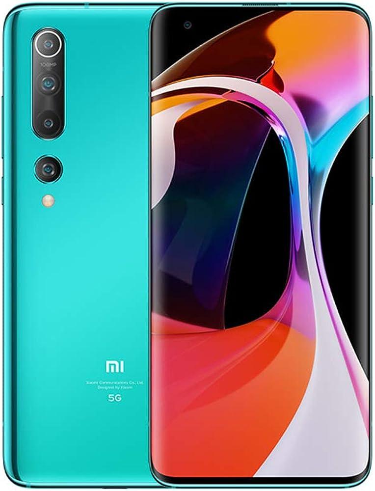 Xiaomi mi 10 - smartphone 128gb, 8gb ram, coral green MZB9056EU
