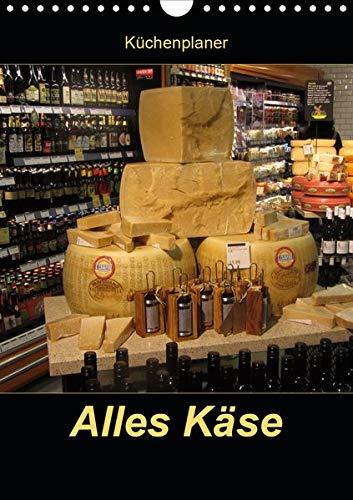 Alles Käse / Planer (Wandkalender 2020 DIN A4 hoch): Ein Küchenplaner - nicht nur für Käse-Liebhaber (Planer, 14 Seiten )