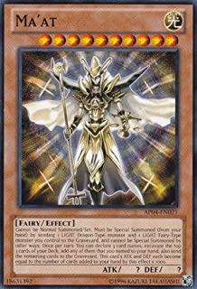 Yu-Gi-Oh! - Ma'at (AP04-EN021) - Astral Pack: Booster Four - Common