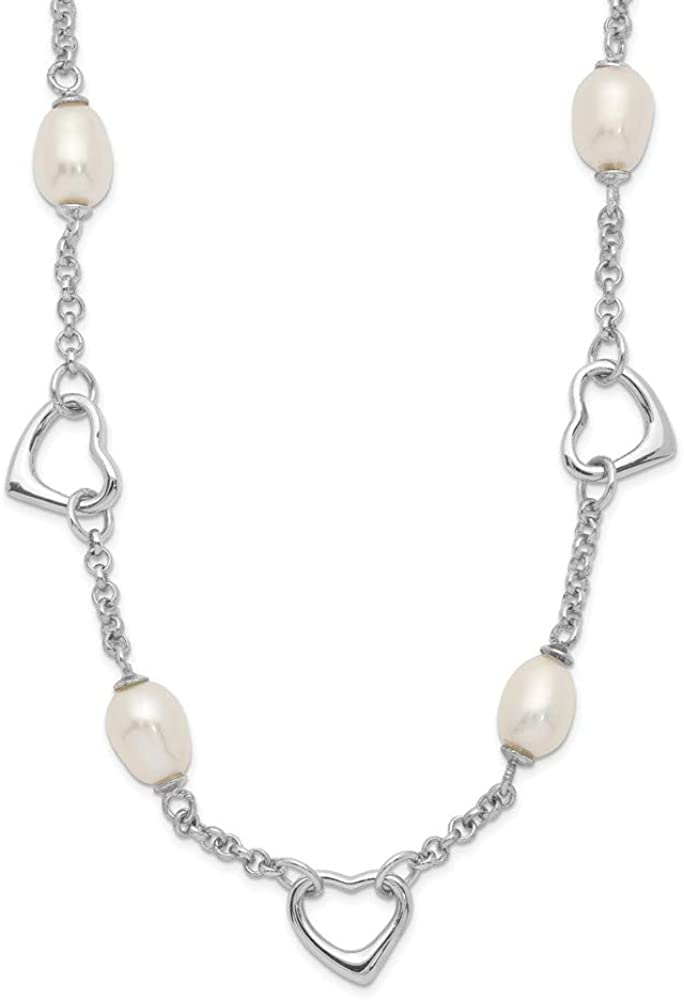 Albuquerque Mall Solid 925 Sterling Silver 5-6mm Egg Freshwater Pe Cultured White It is very popular