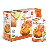Happy Baby Organic Stage 3 Baby Food, Hearty Meals, Root...