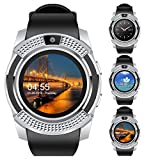 SKY trip V8 Android Smart Watch Smartwatch Bluetooth Touchscreen Sweat Proof Phone