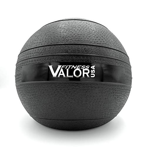 Valor Fitness SB-10 Slam Ball, 10lb