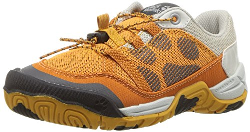 Jack Wolfskin Jungle Gym Low Sneaker, Jaguar, 31 EU