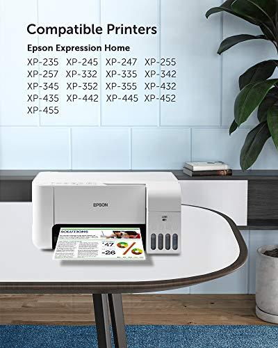 OfficeWorld 29XL Alta Capacidad Cartuchos de Tinta Compatible para Epson 29 con Epson Expression Home XP-235 XP-245 XP-247 XP-255 XP-342 XP-332 XP-335 XP-345 XP-355 XP-352 XP-432 XP-435 XP-442 XP-445