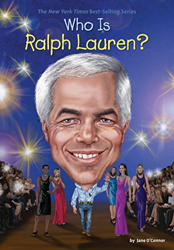 Who Is Ralph Lauren? (Who Was?) (English Edition)