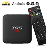 Android 7.1.2 TV Box,EASYTONE T95 Android Boxes Quad-core 1GB DDR3/8GB eMMC support 4k(60Hz)