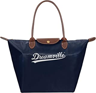 J. Cole Dreamville 4 Your Eyez ONLY Tour Rap Hip HOP Cole World Waterproof Leather Folded Messenger Nylon Bag Travel Tote Hopping Folding School Handbags