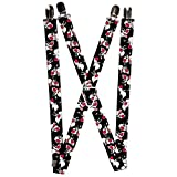 Buckle-Down mens Buckle-Down Suspender - Sylvester the Cat,Multicolor,3.5' x 2.5'