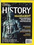 National Geographic USA - History NOV/DECEMBER 2020 - MASSASOIT