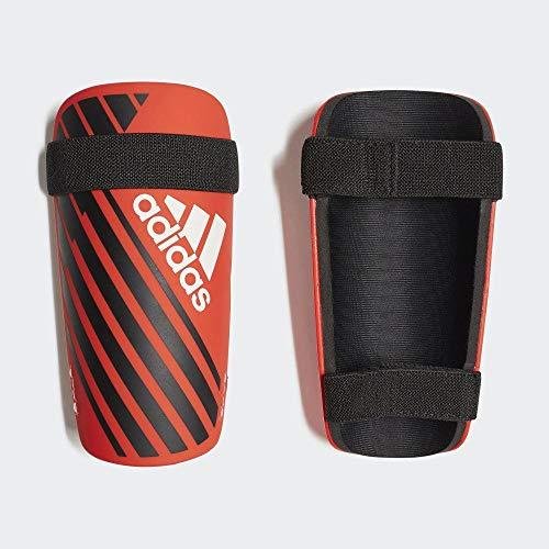 adidas Unisex– Erwachsene X Lite Schienbeinschoner, Active Red/Black/Off White, XL