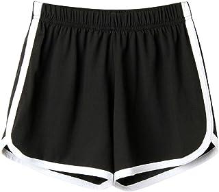 Summer Clearanc!Women Sport Shorts Gym Workout Waistband Skinny Yoga Short Pants by-NEWONESUN