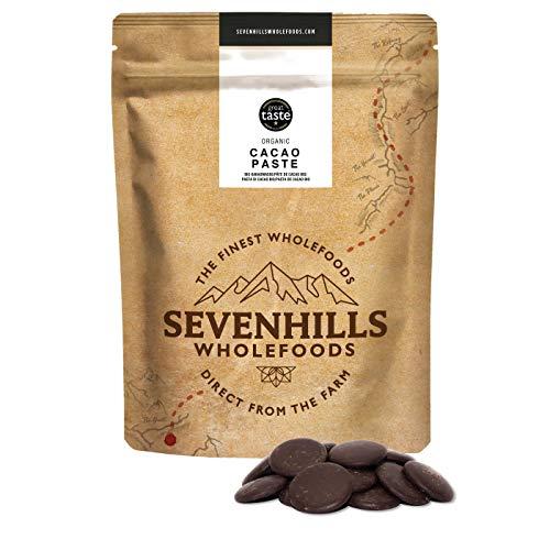 Sevenhills Wholefoods Pâte De Cacao Bio 1kg