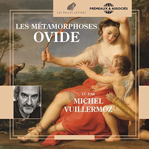 Les Métamorphoses cover art