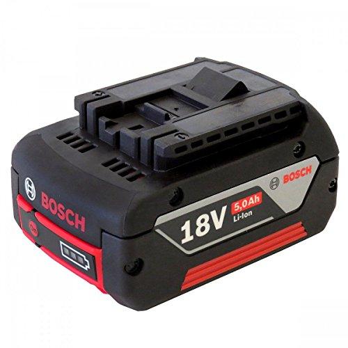 Bosch Professional GBA 18 V 5,0 Ah M-C Einschubakku, 2607337070