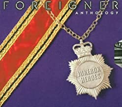 Jukebox Heroes: The Foreigner Anthology by Foreigner (2000) Audio CD