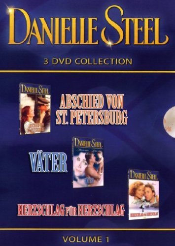 Danielle Steel - Box Vol. 1 (3 DVDs)