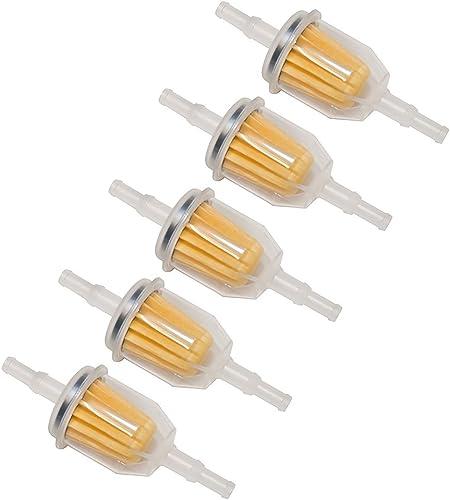 popular Stens 120-886 Fuel Filter online 5 Pack new arrival Replaces Kohler 25 050 22-S # 120-436-5PK online sale