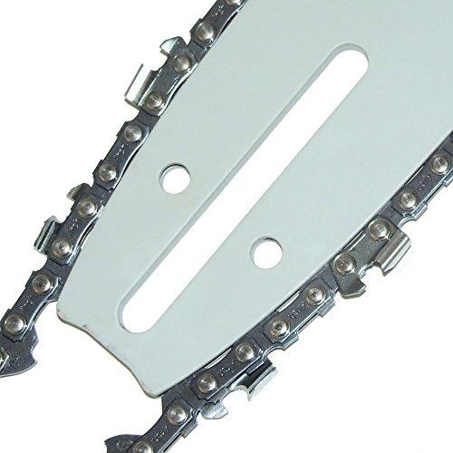 1x Kettenbertl F/ührungsschiene f/ür Motors/äge ECHO CS-330EVL 40 cm Schwert Schnittl/änge 2 x S/ägekette 3//8 1,3 mm